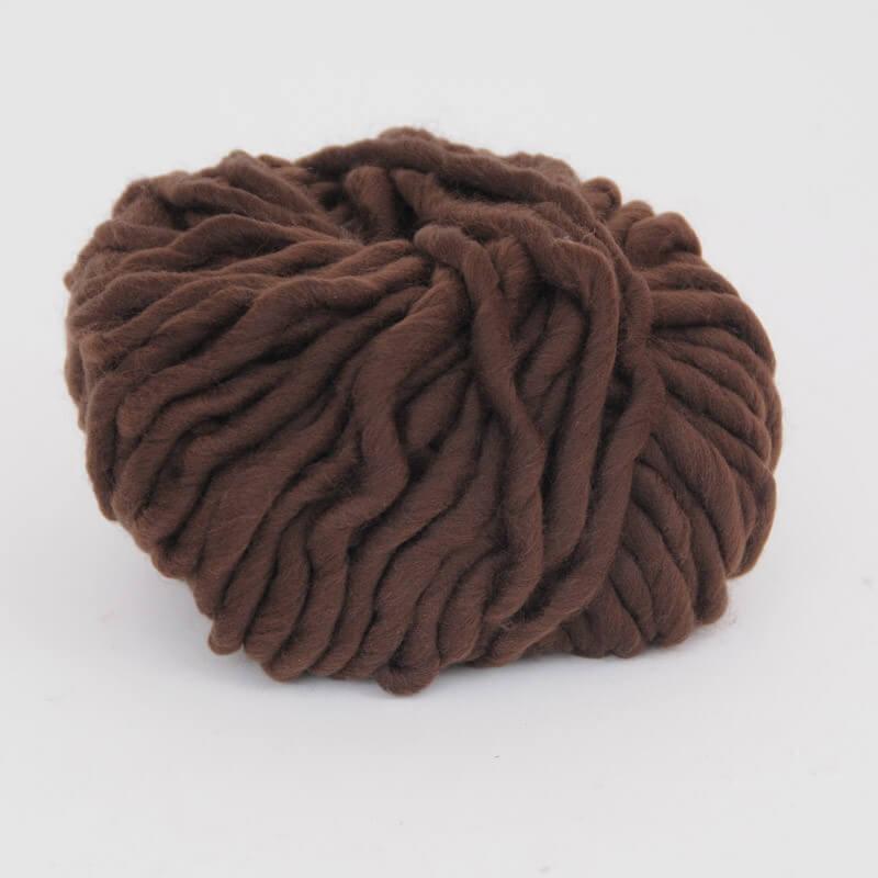 lana marron