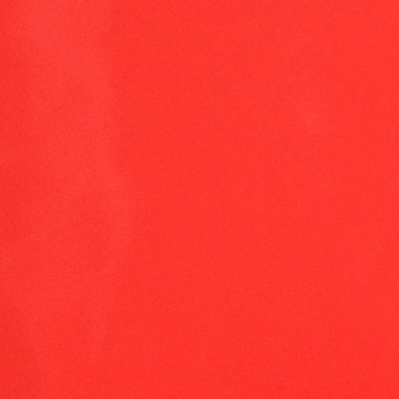 plastificato rosso lucido