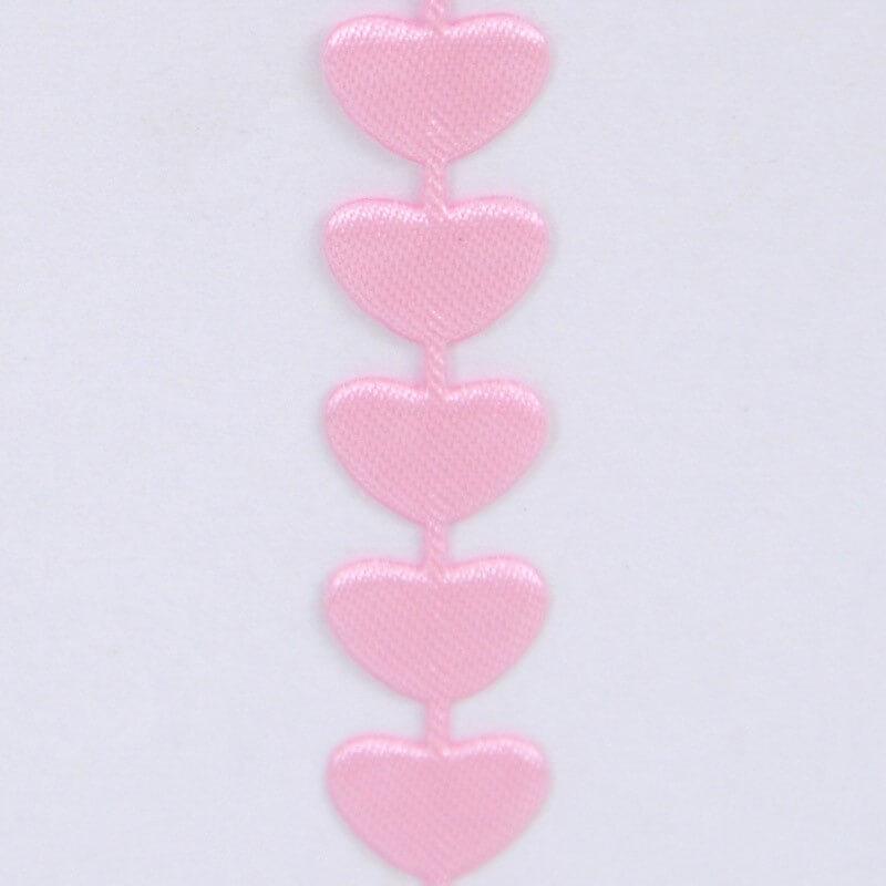 filo cuori rosa
