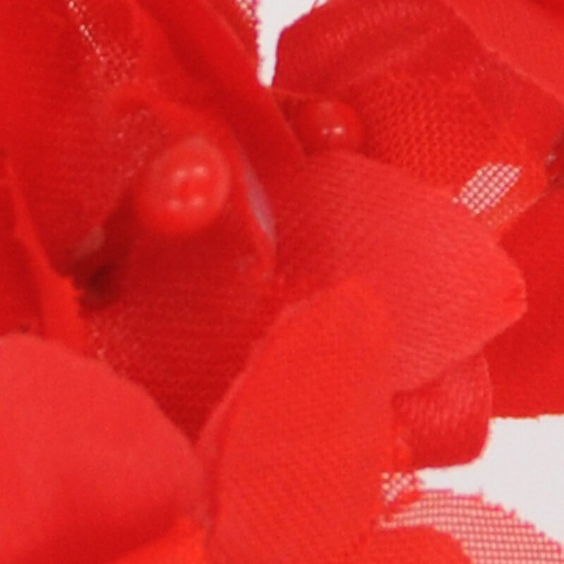 mazzolino rosso