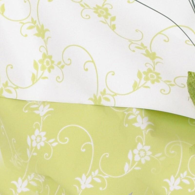 bicolor verde