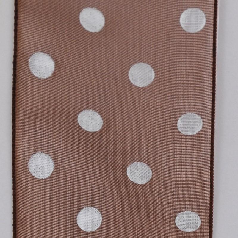 brown foulard
