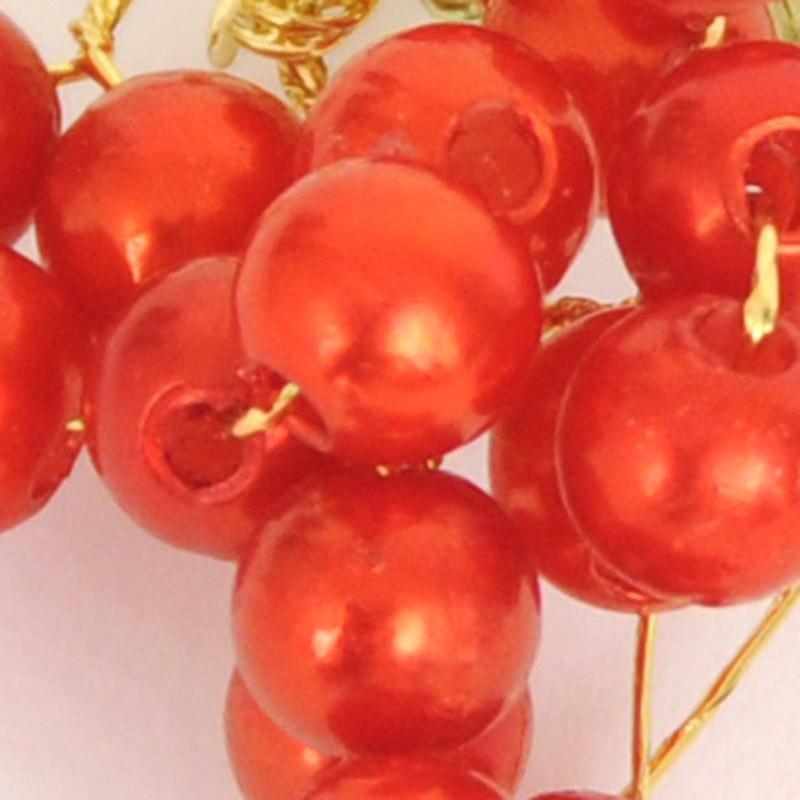 uva perla rossa cm 3x5 un pezzo