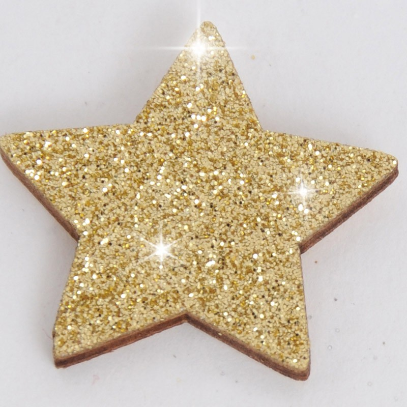 glitter stella oro
