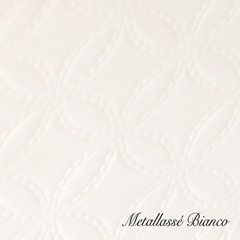 metallasse bianco
