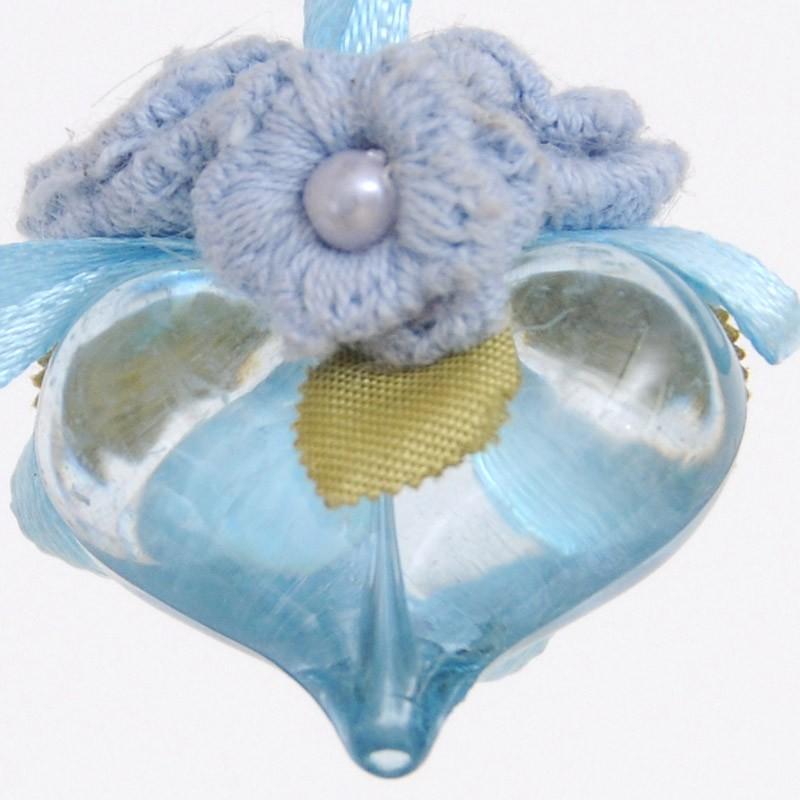 cuore azzurro