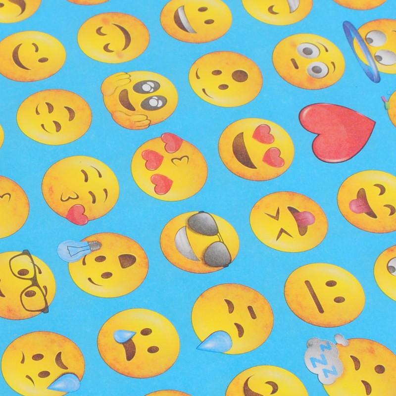 carta smile cielo