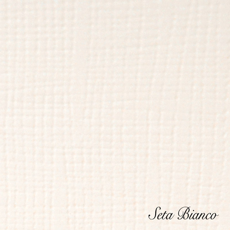 seta bianca