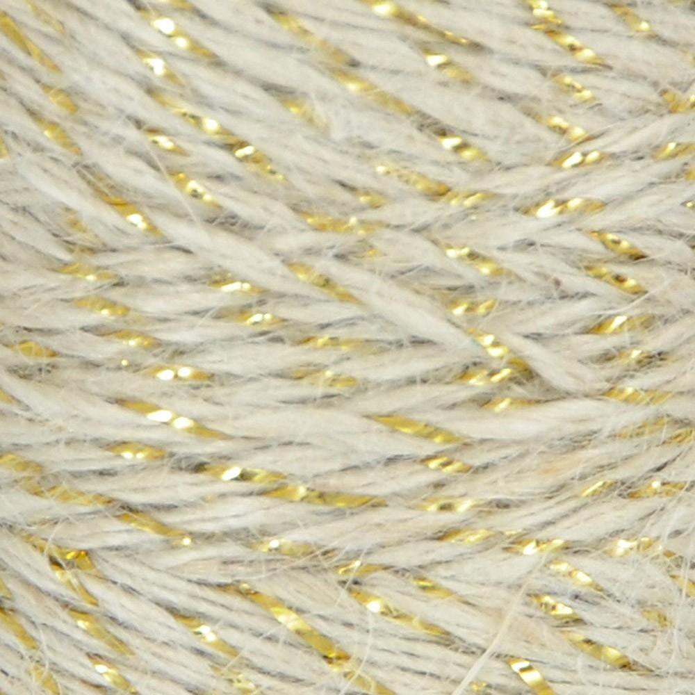 sbiancata filo oro