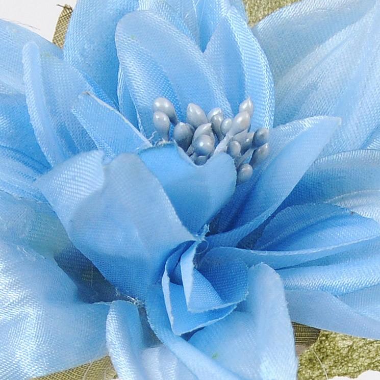 Dalie Azzurre